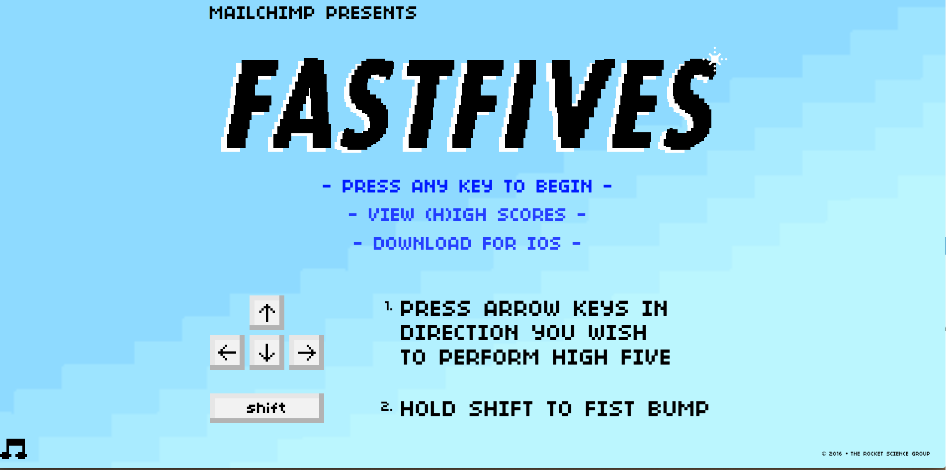 FastFives MailChimp