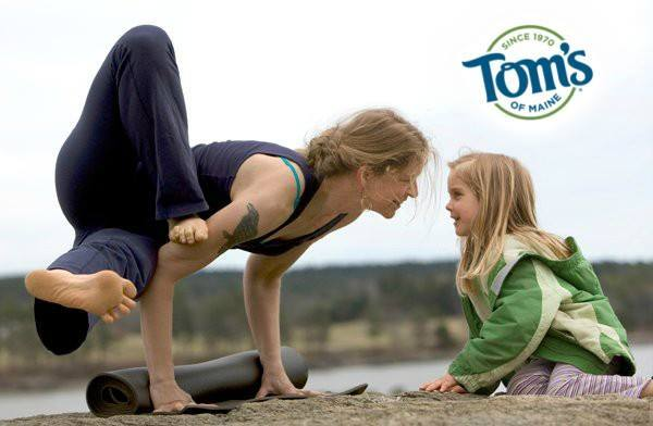 Tom's of Maine knows that brand storytelling has to be human first