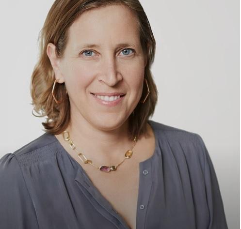 Susan Wojcicki, CEO of YouTube