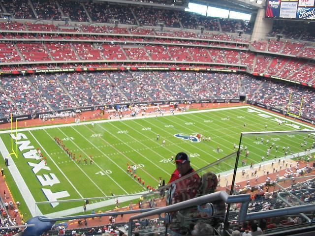 Texans Stadium