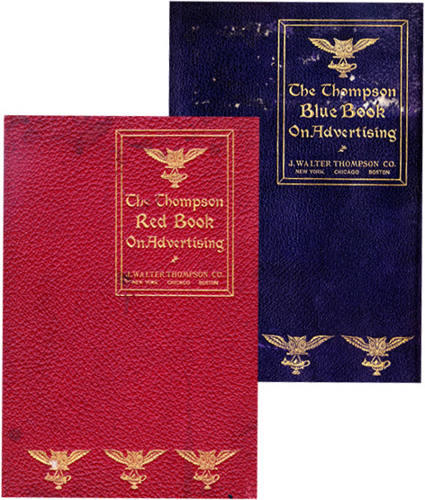 Thompson books from 1901
