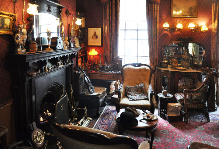 Solving the Mystery of Audience Engagement with Sherlock Holmes