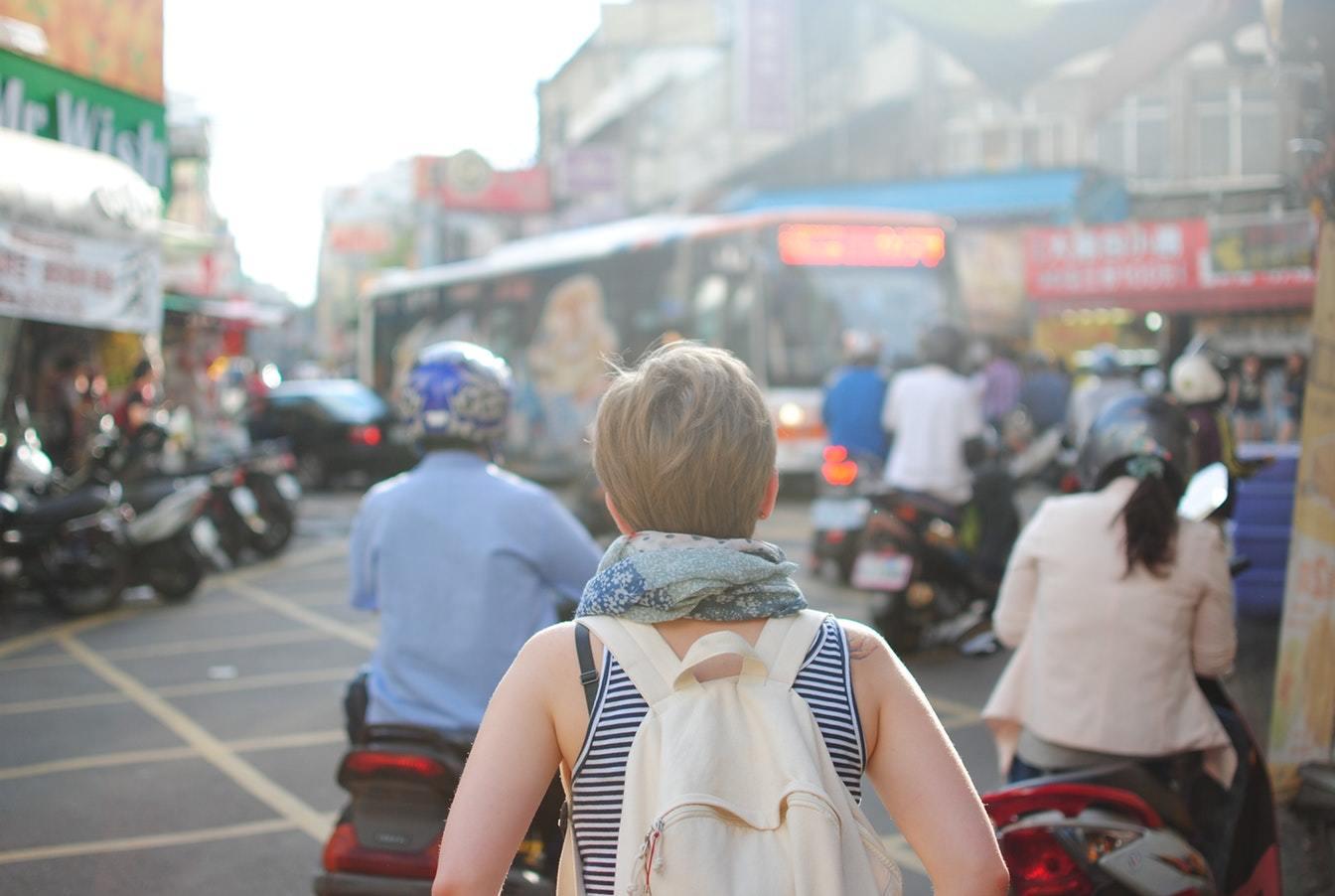 Millenial travel