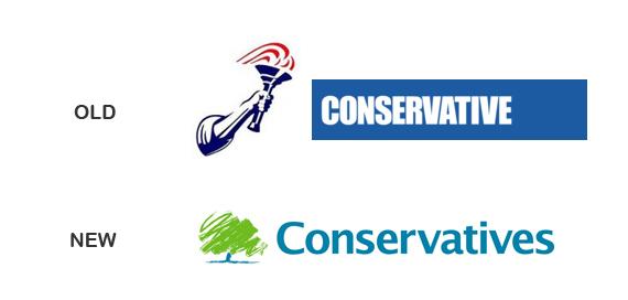 New Conservative logo