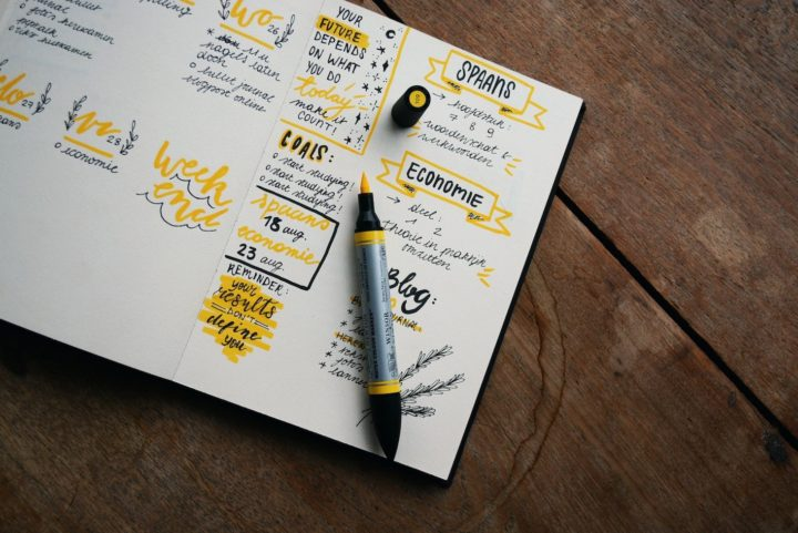 A Freelance Writer's Experiment in Bullet Journaling (Plus 5 Tips to Make It Work for You)