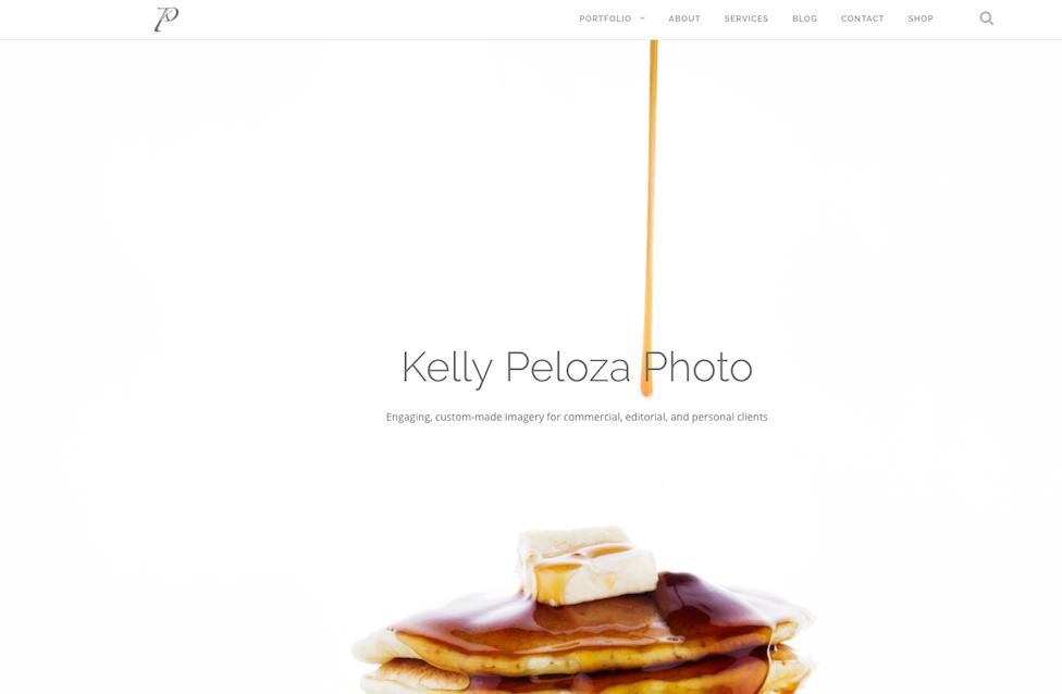 Kelly Peloza Photo homepage
