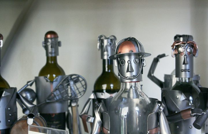 Robot Writing, AI, and Marketing: It's the End of the World as We Know It
