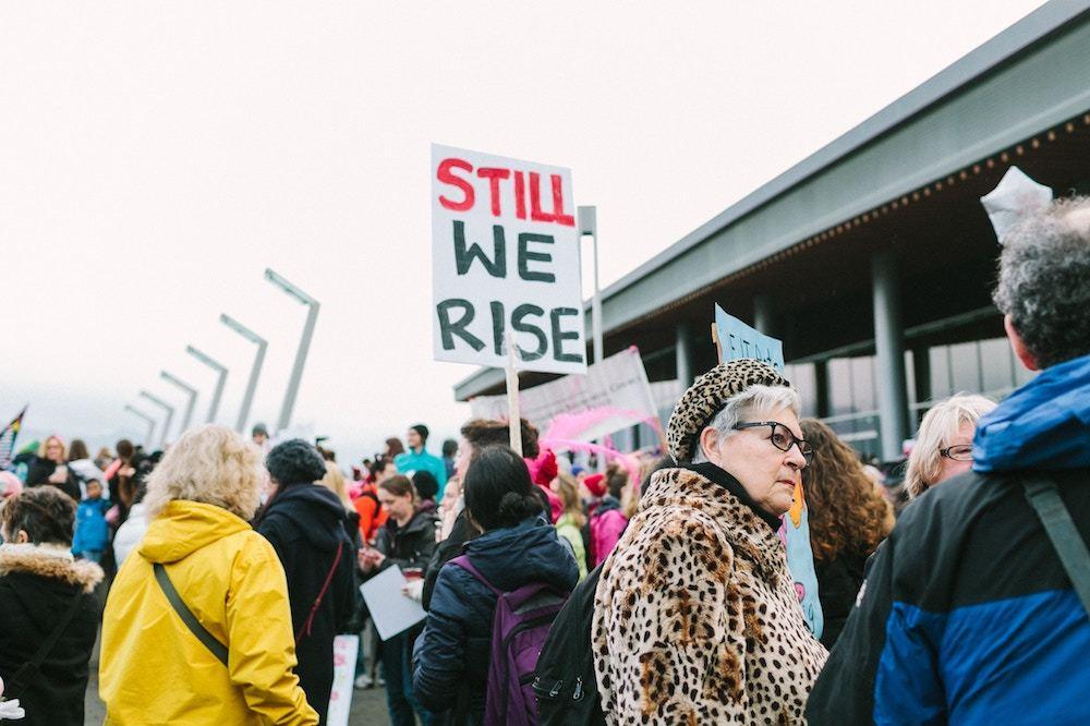 Still we rise