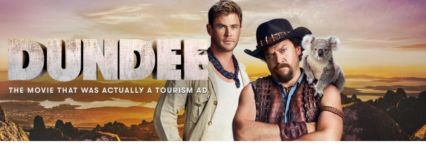 Tourism Australia Dundee Movie Promo