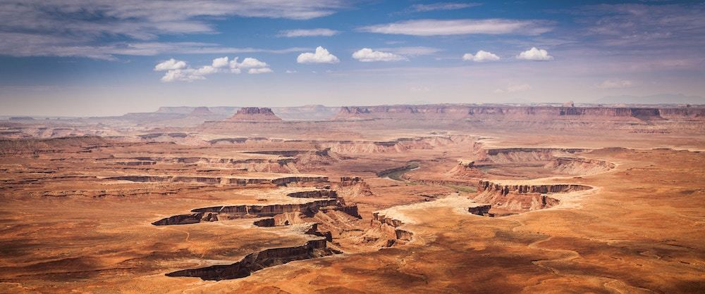 The wider picture-Canyonlands National Park, United States