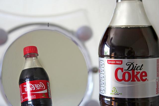 Coke/Diet Coke