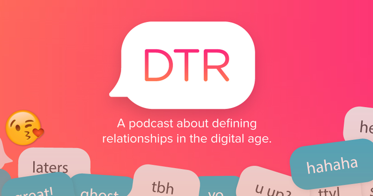 Description and Ad for DTR podcast