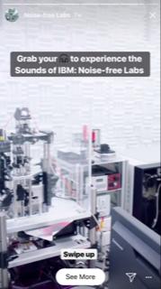 Instagram Story from IBM