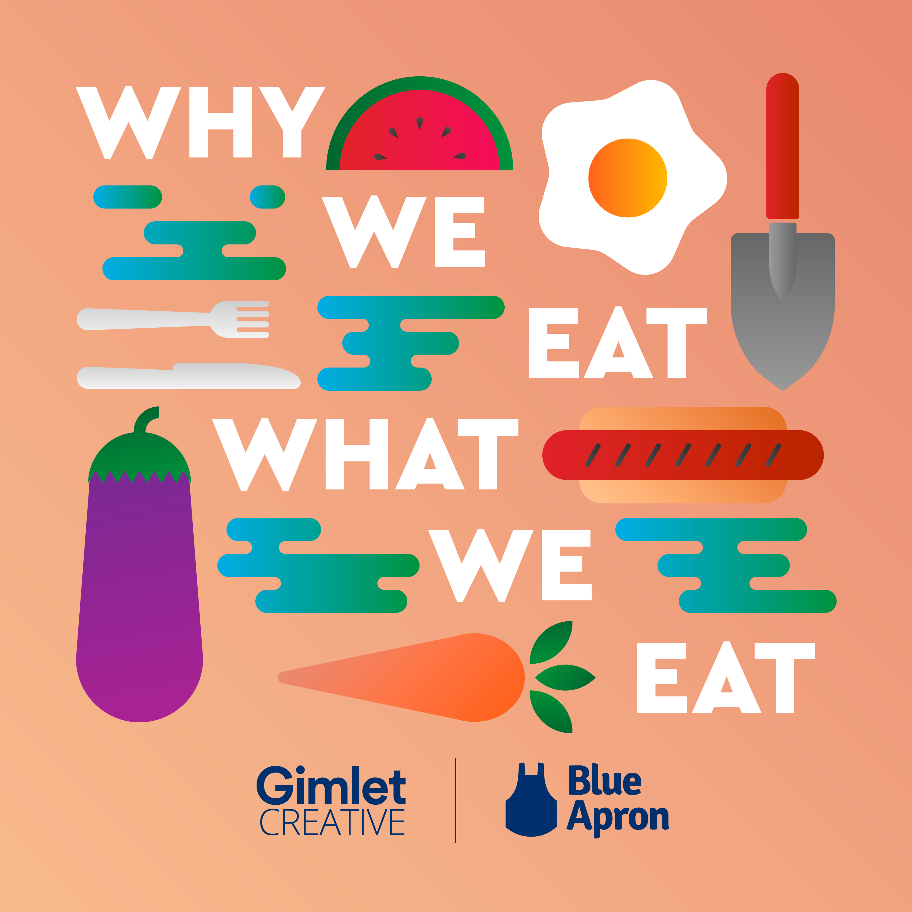 why we eat what we eat podcast banner