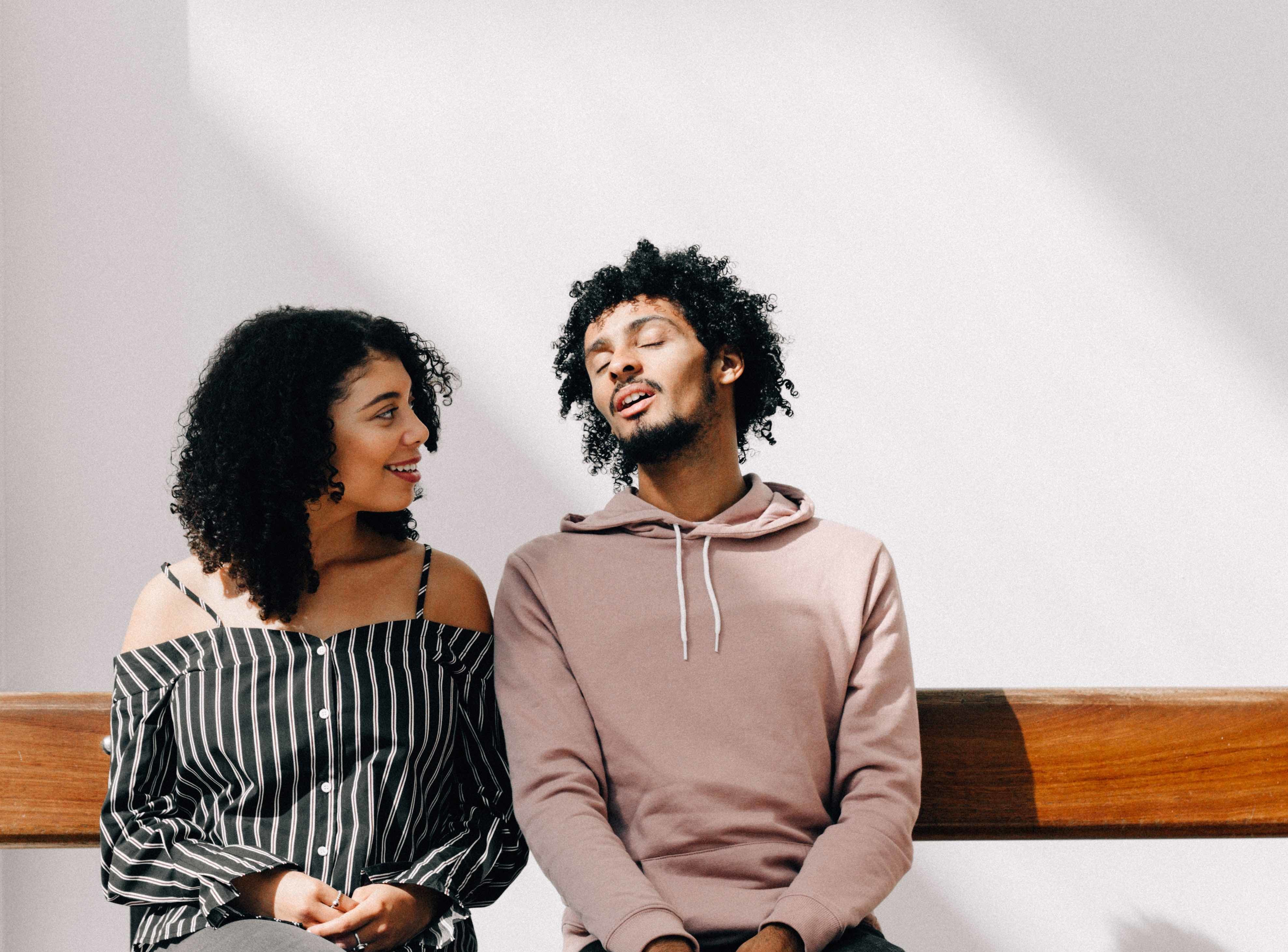 date conversation