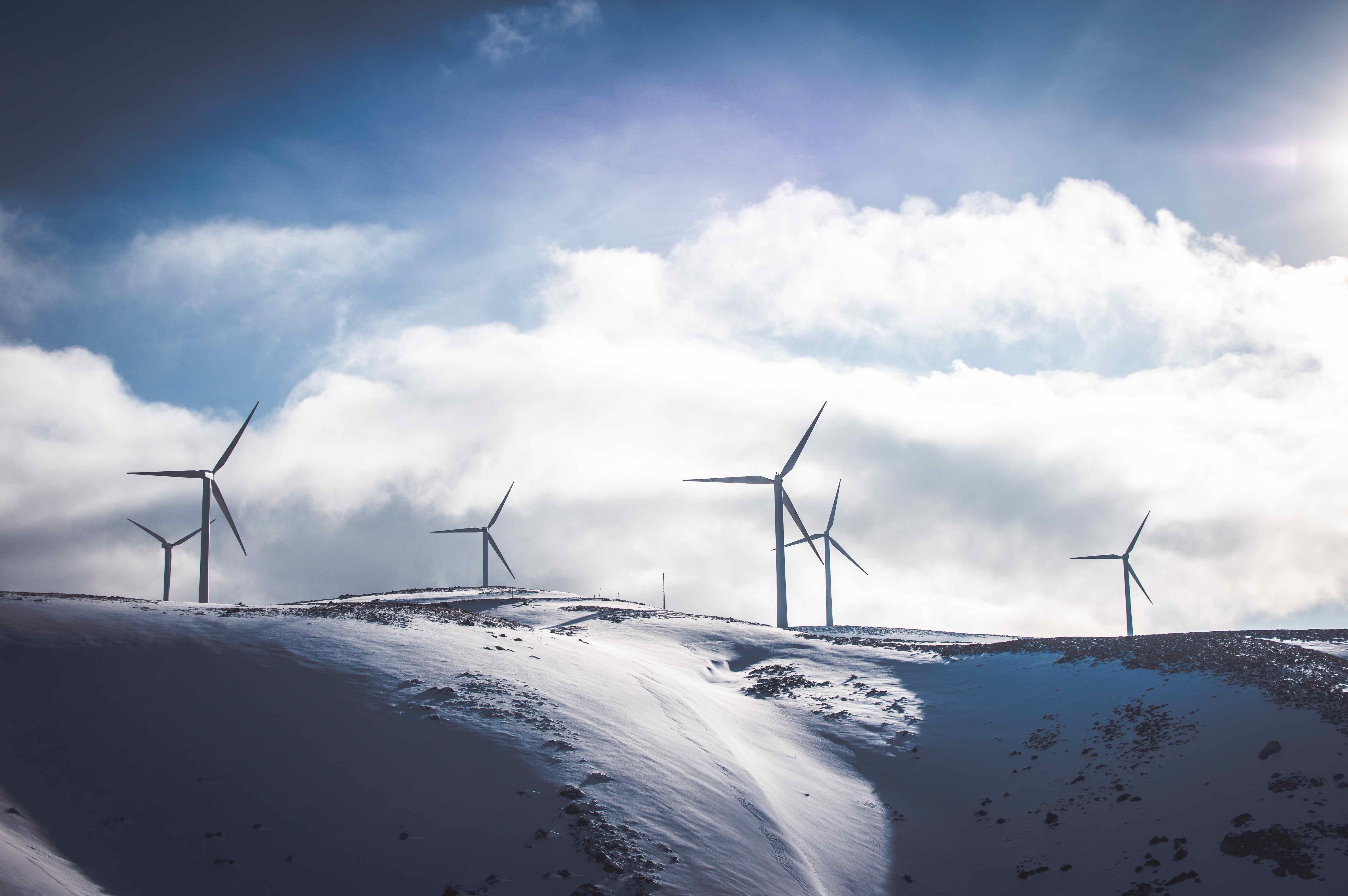 wind energy landscape