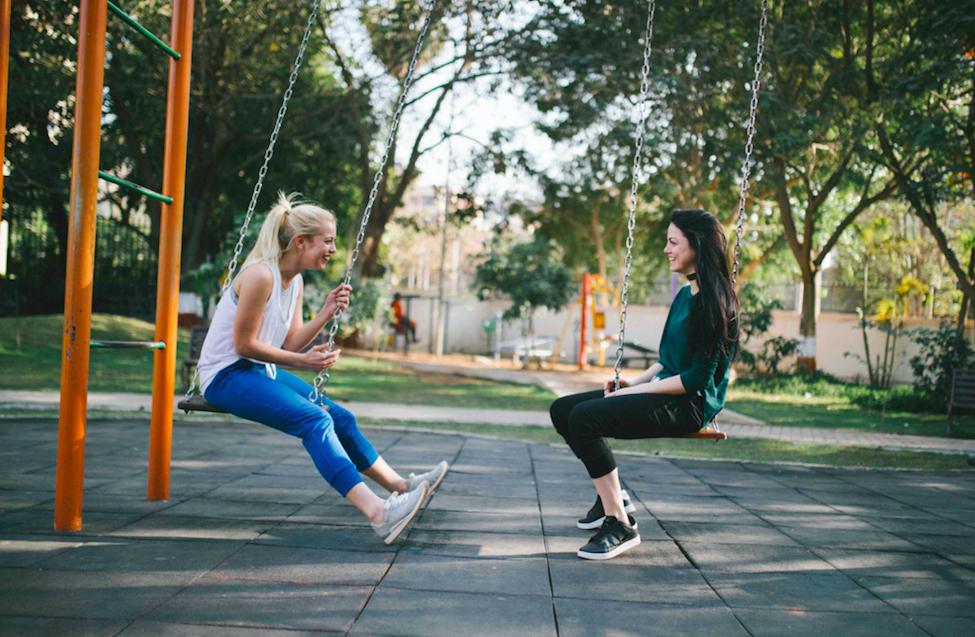swing conversation