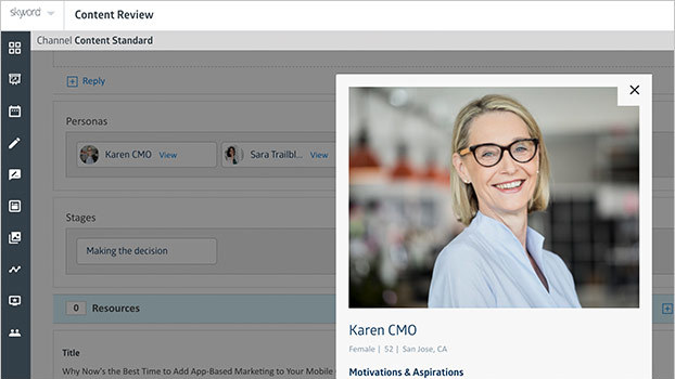 Freelance Content Creators Can Access Content Strategy As They Create Within Skyword360