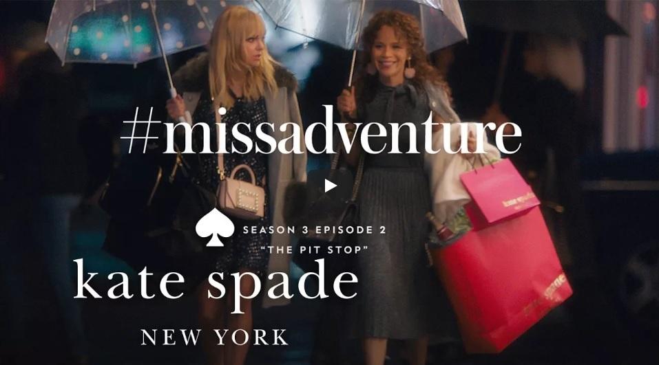 Kate Spade Miss Adventure season 3