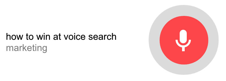 how to win at voice search marketing