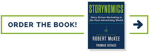 Storynomics book banner