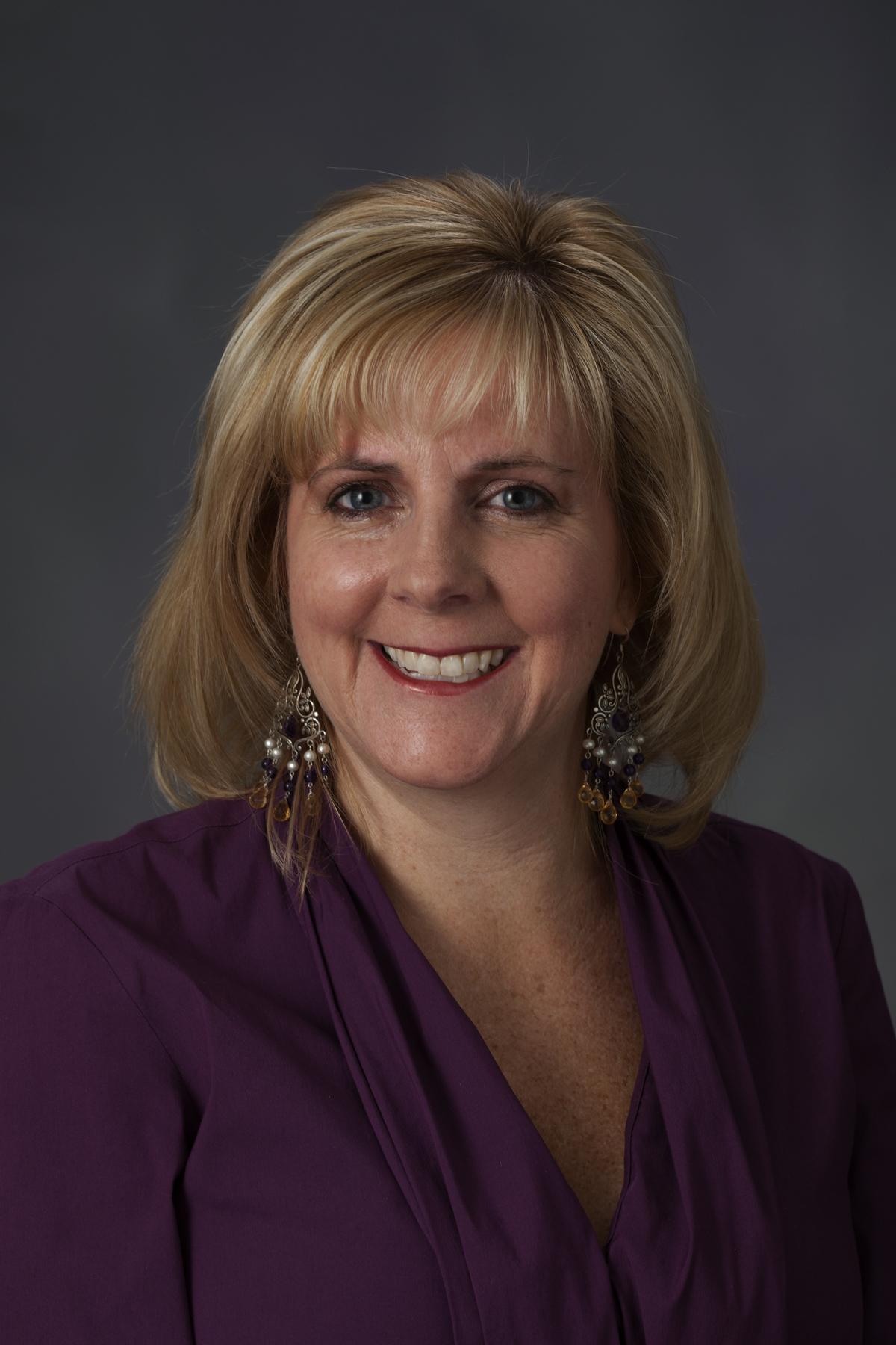 Ann Herrick, marketing director, Hallmark