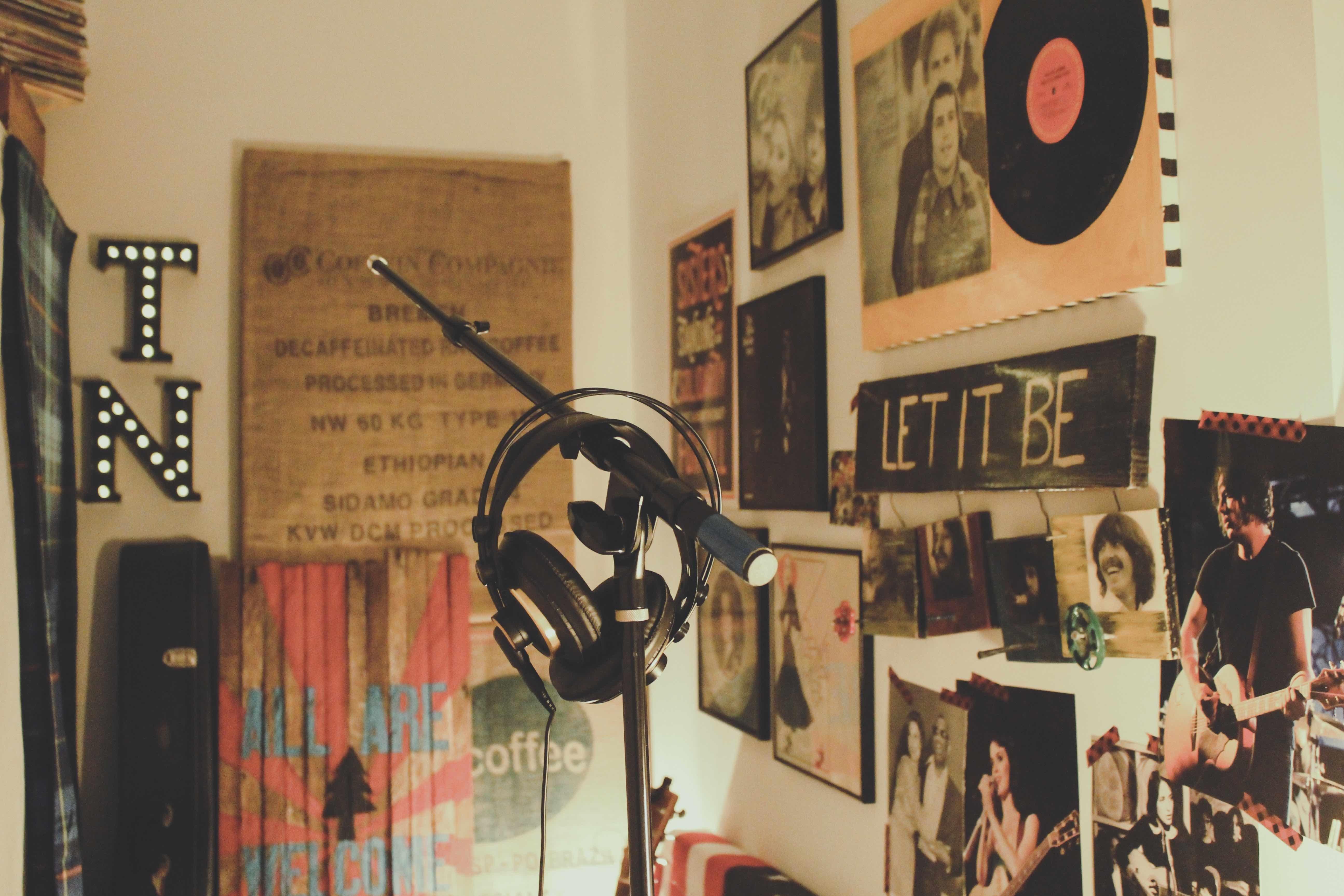 recording equiptment