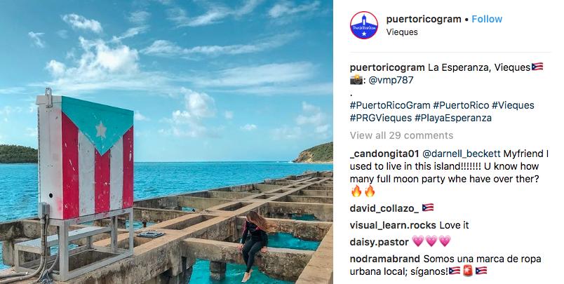 puerto rico instagram