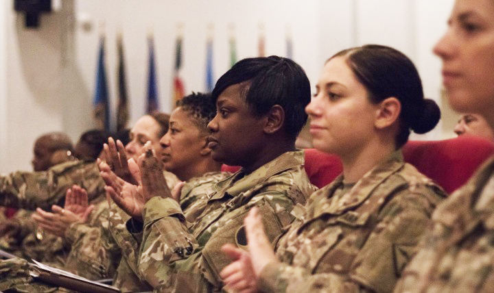 diversity in the military