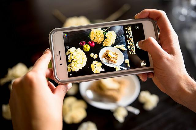 Photo of food display