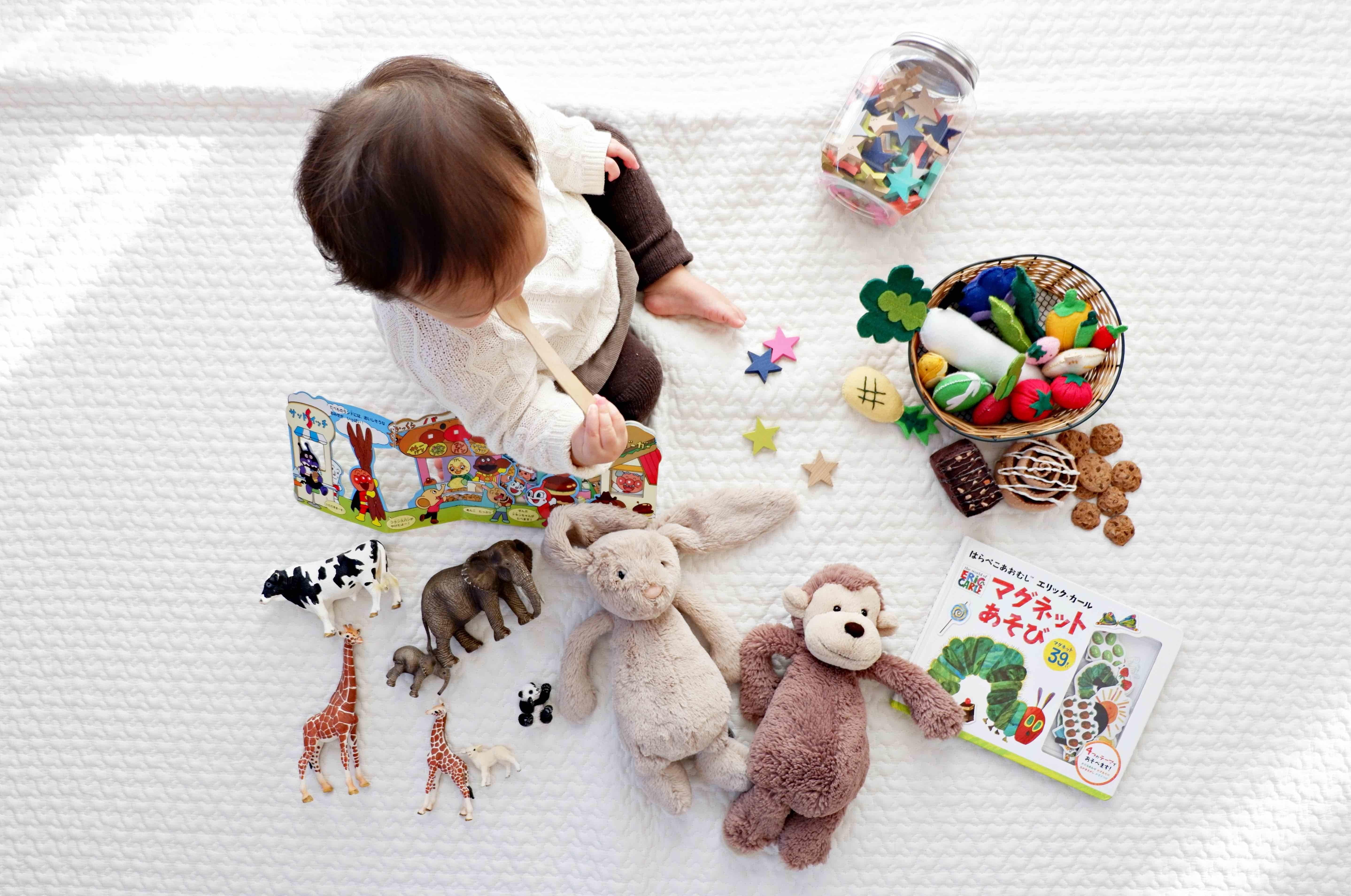 toy brand marketing strategy