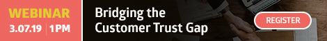 bridging the trust gap webinar banner