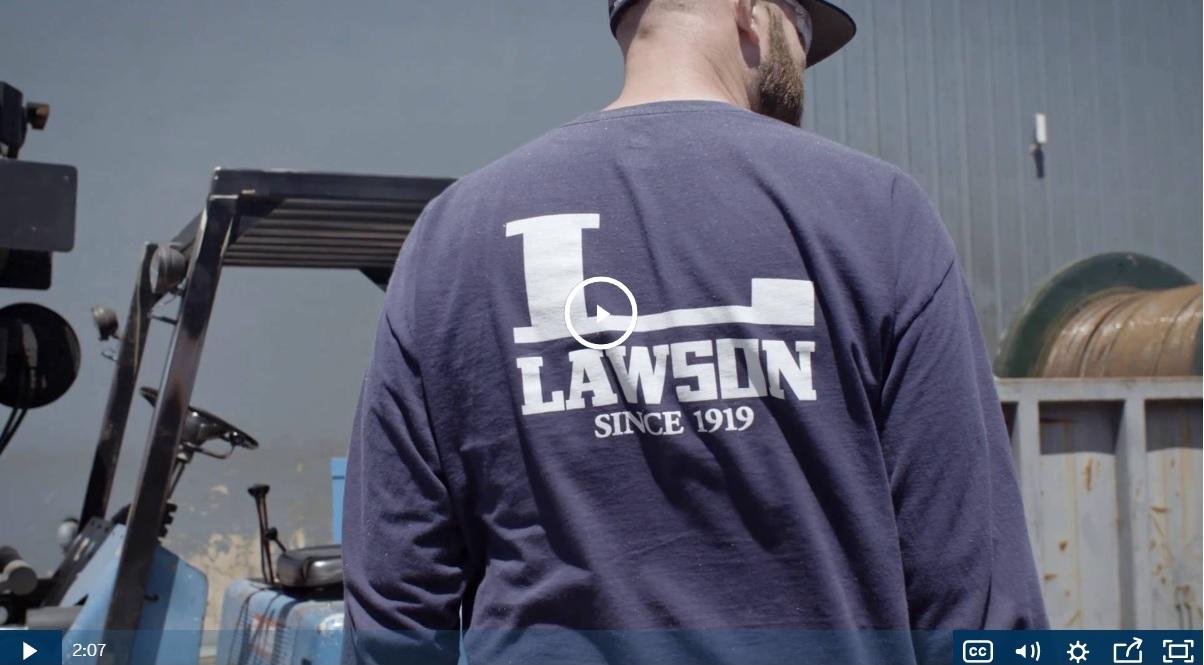 George Lawson video for Boston Private