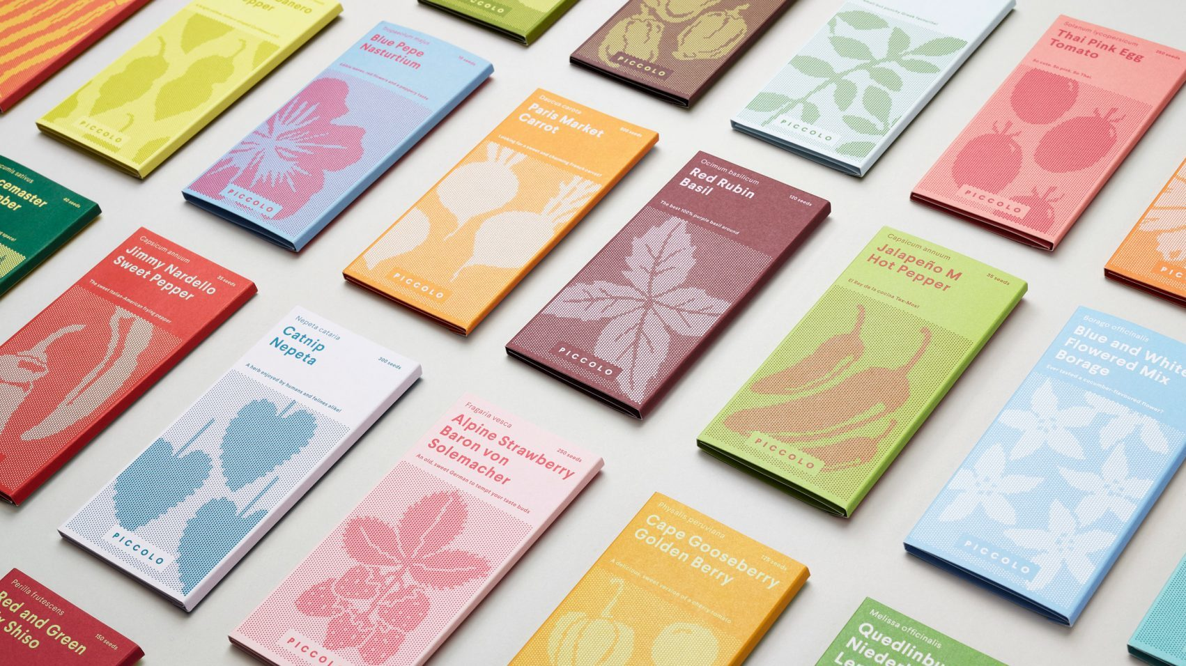 piccolo seeds packaging