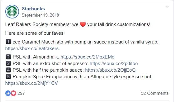 Leaf Rakers Society Recipe Post