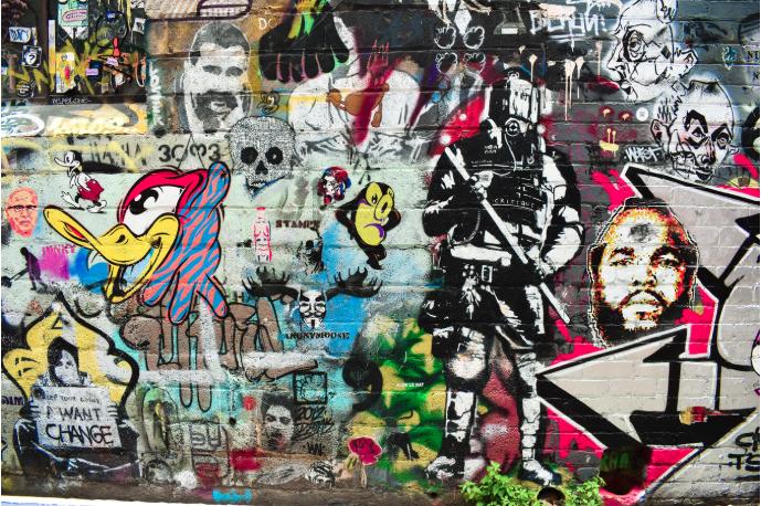 marketing storytelling through graffiti