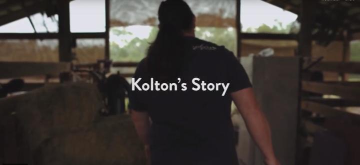 Video: Kolton's Story