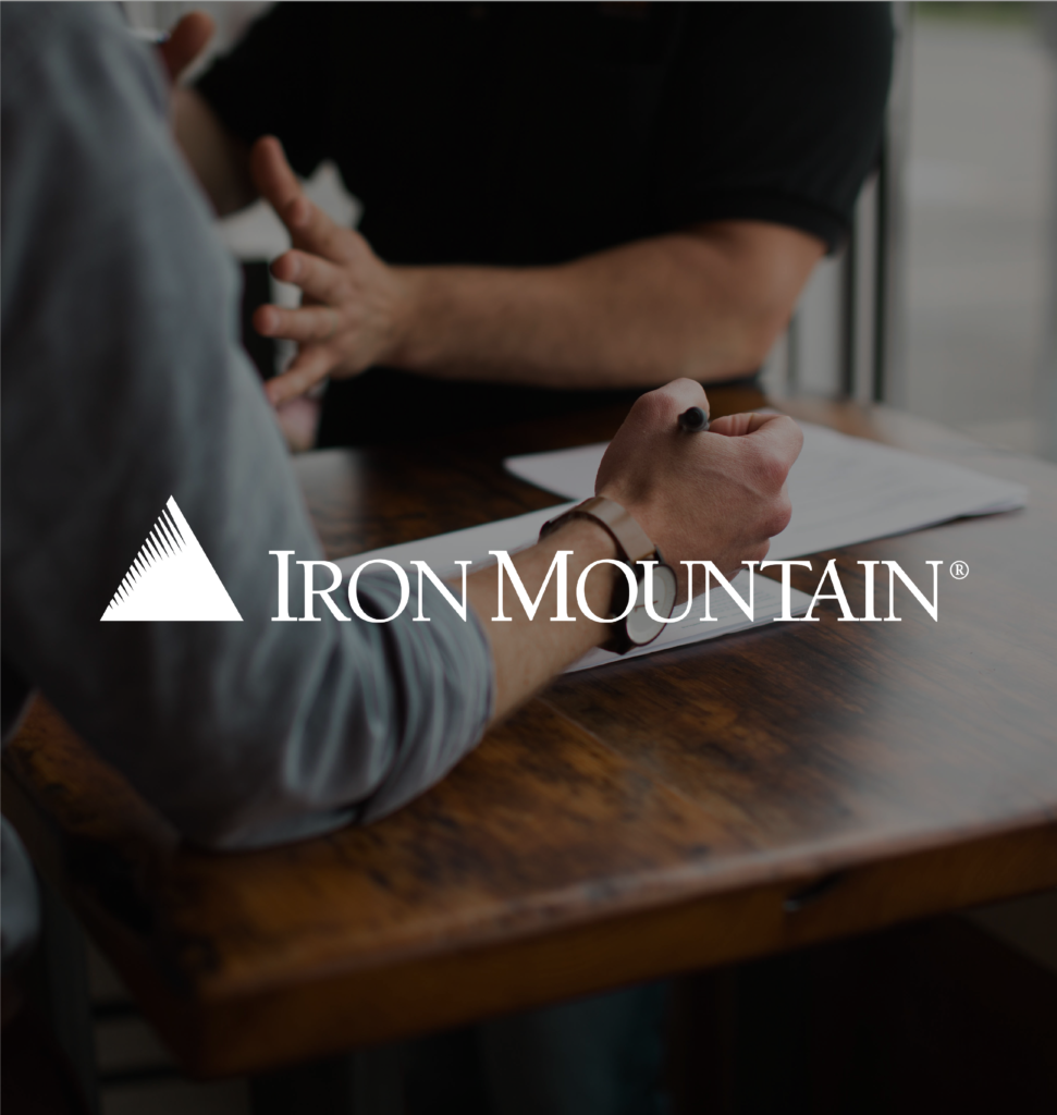 How Iron Mountain Scales Content Operations