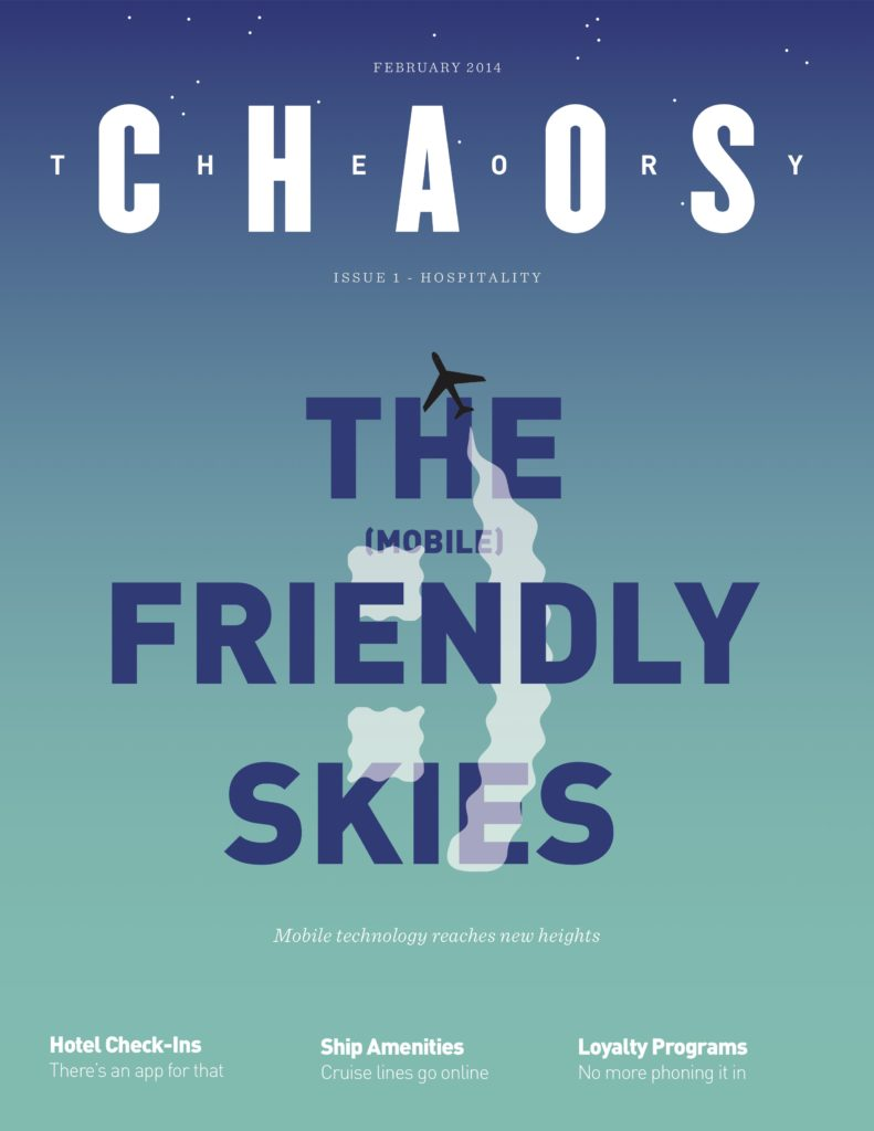 Chaotic Moon Technology Print Magazine