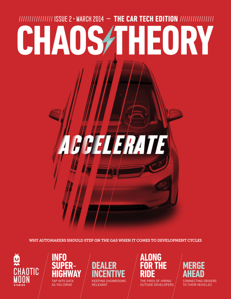Chaotic Moon Automotive Magazine