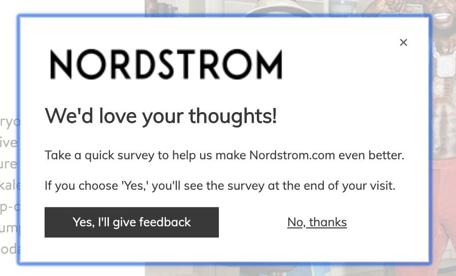 Major brands are soliciting customer feedback to improve messaging, experiences.