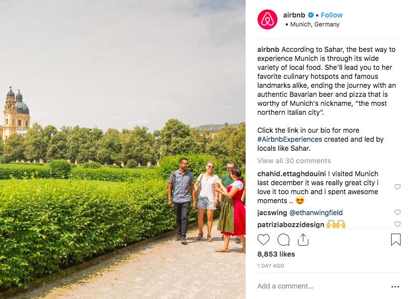 airbnb brand voice